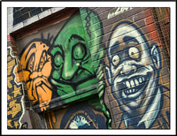 Graffiti Alley revisited, 2012